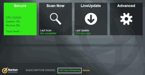 norton antivirus free trial download