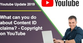Youtube new update What can you do about Content ID claims? - Copyright on YouTube