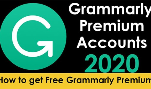 grammarly premium free 2020 - free grammarly premium account 2020