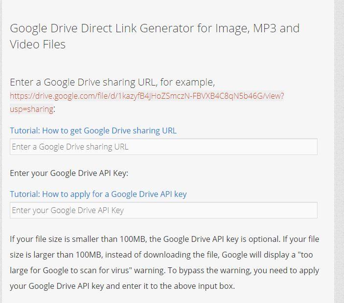 How do you make a download link?