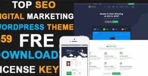 Top SEO Digital Marketing WordPress Premium Theme Free Download