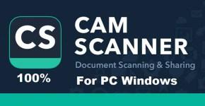 CamScanner for PC – Windows 10 & Mac