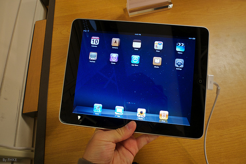 Let Your IPad Take The Strain Of Your Next Project!