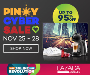 Pinoy Cybersale Flash Sale!