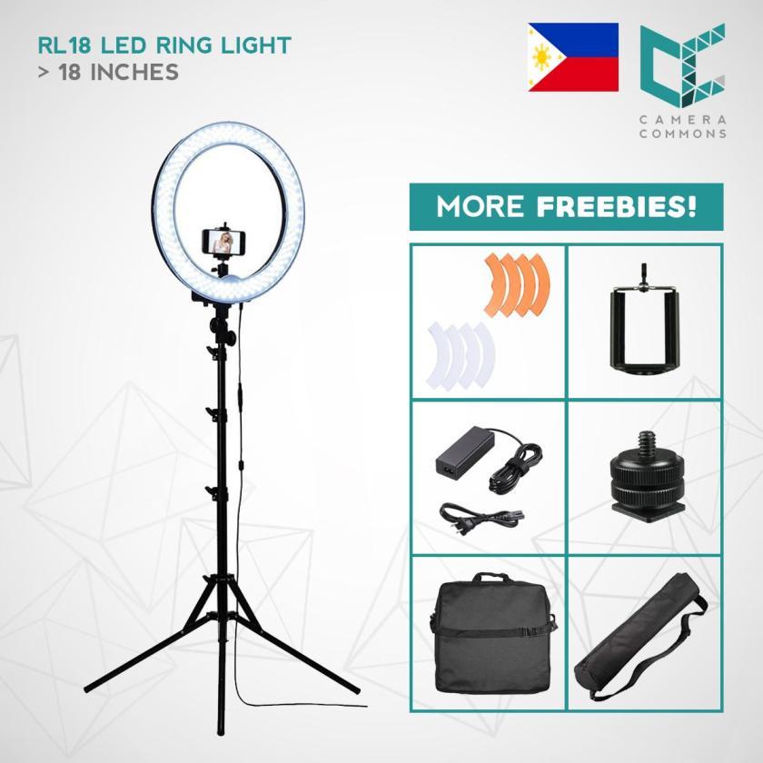Ring Light Vlogging Equipment for Starters