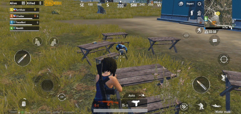 30+ PUBG Mobile Tips and Tricks: Classic, Zombie Mode, & more! It's about shooting enemies.
