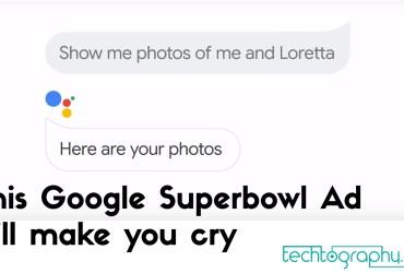 Google Superbowl Ads