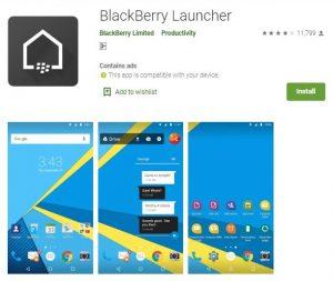 blackberry launcher. best launcher for 2020. https://techtool360.com