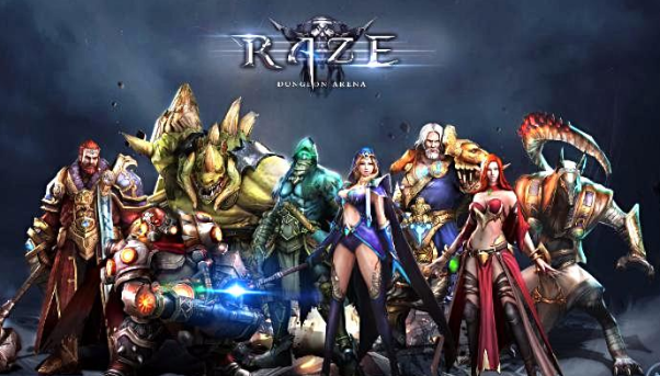 Raze Dungeon Arena for PC