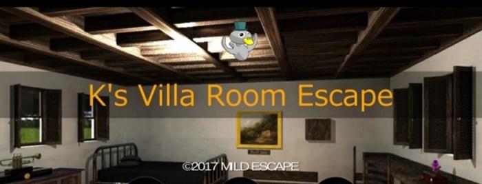 K's Villa Room Escape for pc