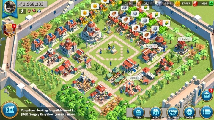 Rise of Civilizations for pc bluestacks