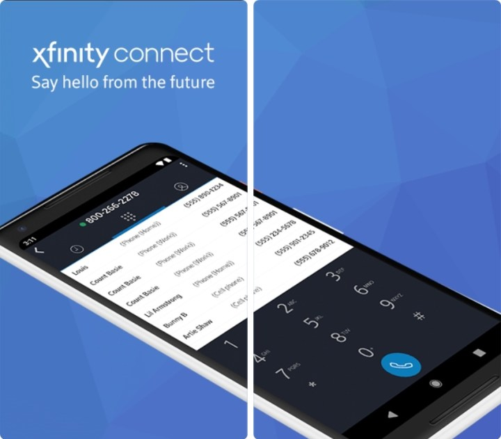 Xfinity Connect for pc app
