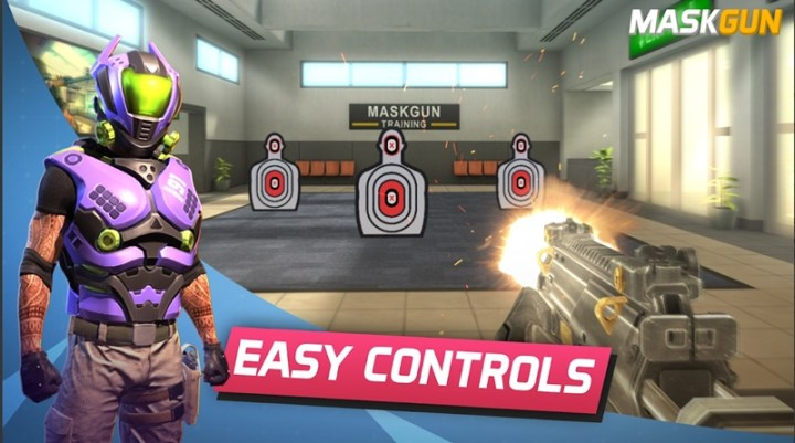 MaskGun for pc download