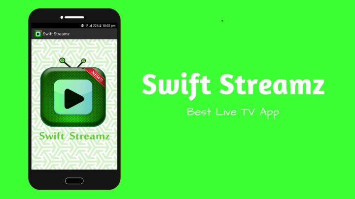 download Swift Streamz for pc