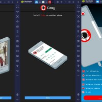 Running Camy Live for PC on Windows 10