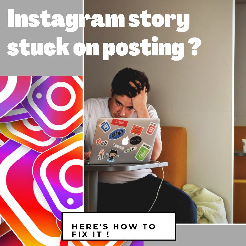 Instagram story stuck at posting? Here's how to fix it