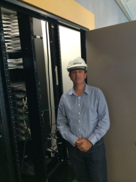 Peter Greaves, Aurecon's Expertise Leader, Data & ICT Facilities