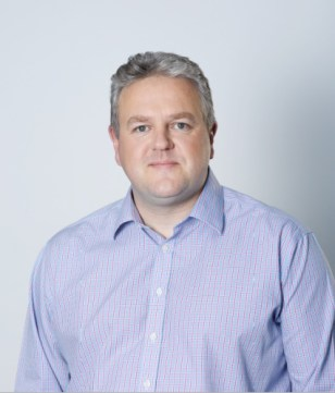 Oliver Facey, Vice President of Operations for DHL Express Sub Saharan Africa