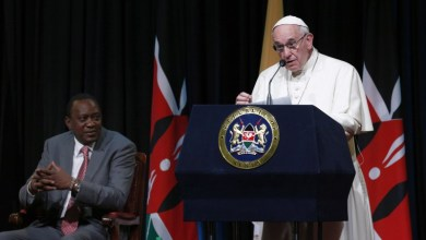 Photo of #PopeInKenya: How Kenyans on Twitter reacted to @Pontifex's visit