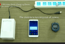 Photo of This New Huawei Smartphone Battery Charges 10 Times Faster