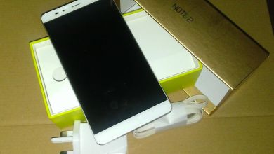 Photo of Infinix Note 2 Unboxing and Photos
