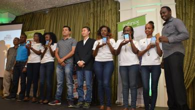 Photo of Infinix Zero 3 Now in Kenya, featuring a 20.7MP Camera