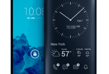"Photo of ""Always ON Display""; Is it YotaPhone 's, LG's or Samsung's?"