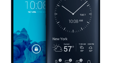 """Photo of """"Always ON Display""""; Is it YotaPhone 's, LG's or Samsung's?"""