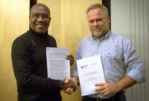 Kaspersky Lab has signed a memorandum of understanding (MoU) with the Smart Africa Alliance, to raise awareness on cybersecurity