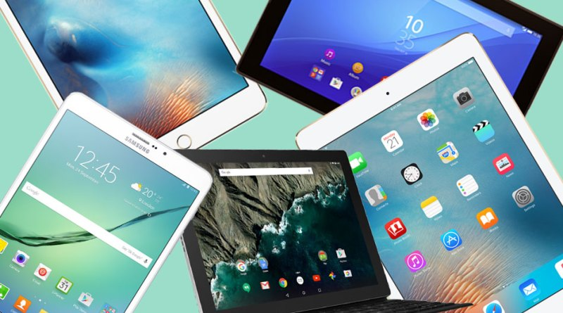 Infographic: 6 Best Tablets For Under $100 (Kshs.10,000) in 2017