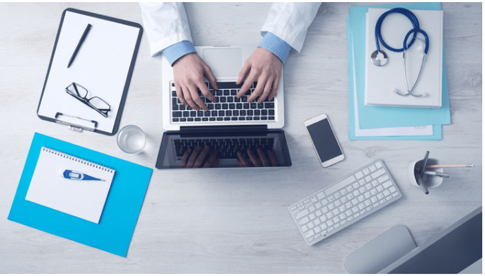 How is digital transformation changing the medical profession?