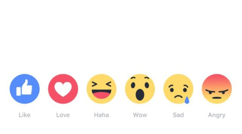 You can now use Reactions emoji to reply to comments on Facebook