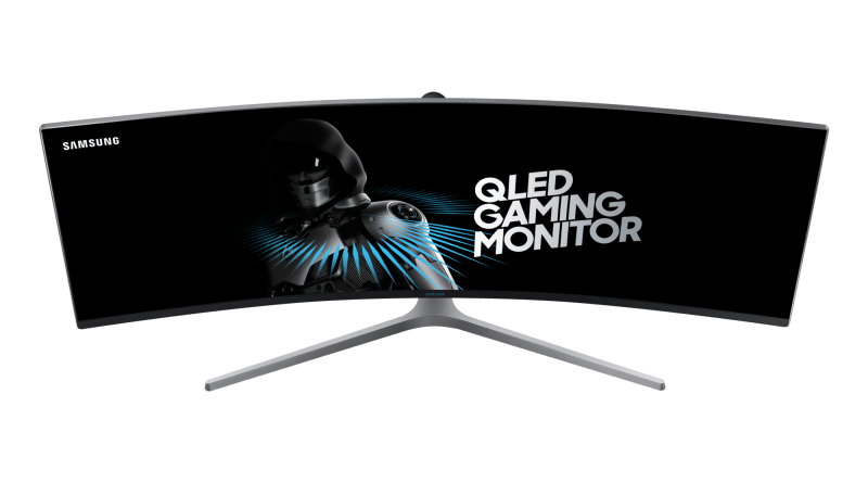 Samsung taking gaming to the next level with its new HDR QLED Gaming Monitors