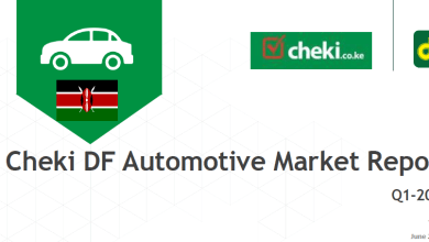 Photo of Report: Toyota cars still popular among Kenyans as automotive market prices go down in Q1-2017