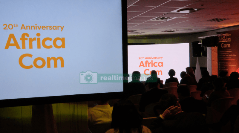 AfricaCom 2017 to be held from 7th-9th November as it celebrates its 20th Anniversary