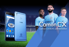 Photo of The TECNO Camon CX Manchester City Limited Edition Smartphone is finally here