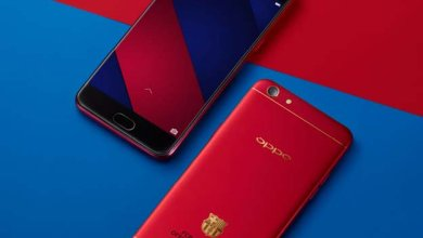 Photo of Oppo F3 Barcelona edition with 18K gold-plated club insignia is launching in Kenya.