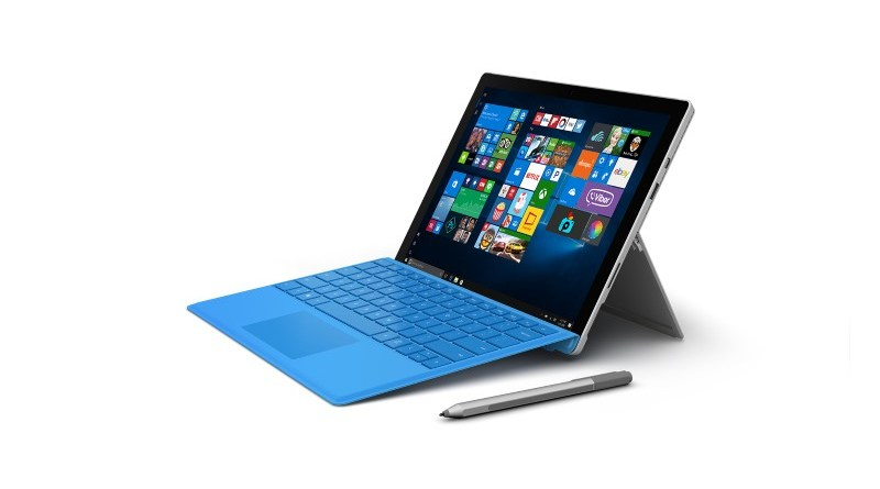 Infographic: Microsoft Surface Pro 4