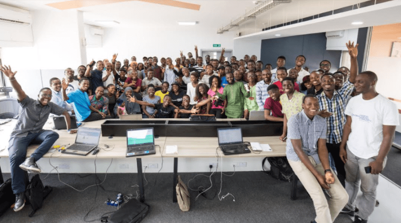 Andela partners with Google to launch the Andela Learning Community (ALC 2.0) program in Kenya