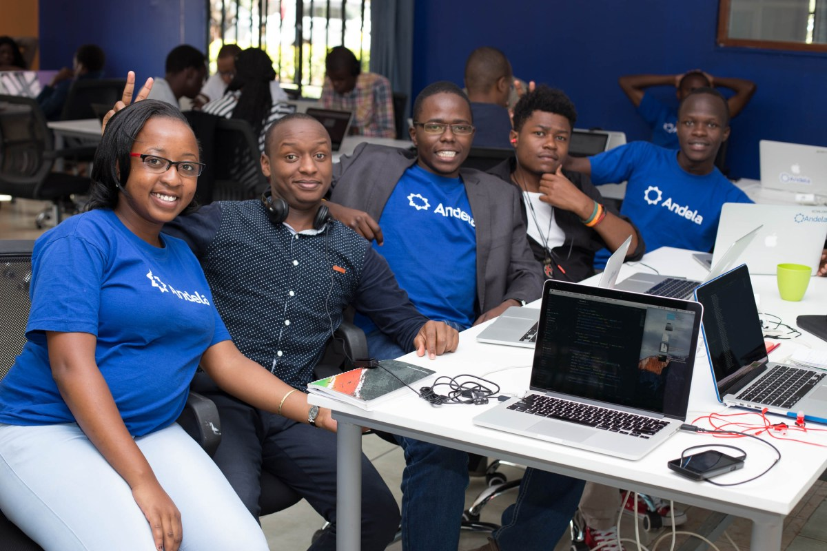 Andela raises a further $100M in new round of funding