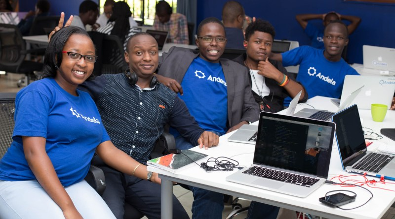 Andela Kenya reaches out to aspiring developers in different counties