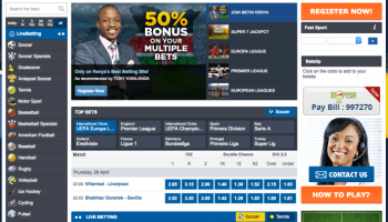 Betting industry emerging as a major player in the mobile money industry
