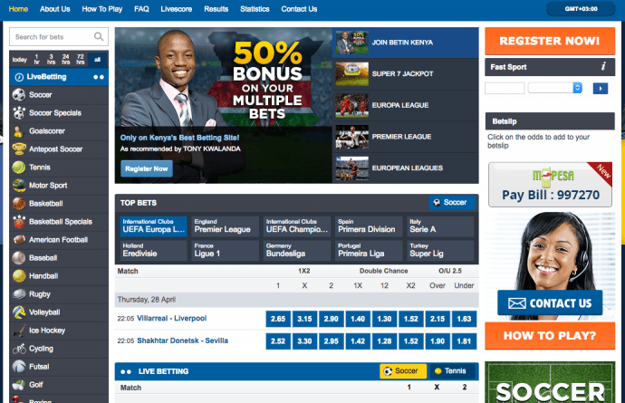 Online sports betting craze in Kenya is here to stay
