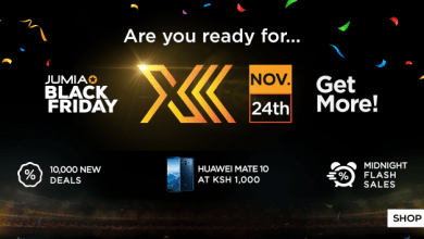 Photo of #BlackFriday: Jumia Kenya Promises Best And Competitive Prices