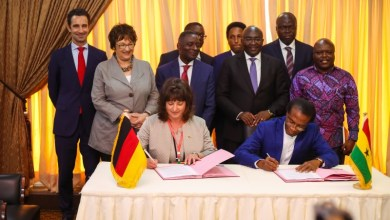 Photo of Siemens and Rotan Power sign agreement for power plant project in Ghana