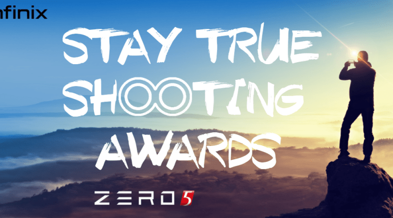 Win a fully paid trip to Shanghai by taking part in the Infinix ZERO 5 #StayTrue Shooting awards