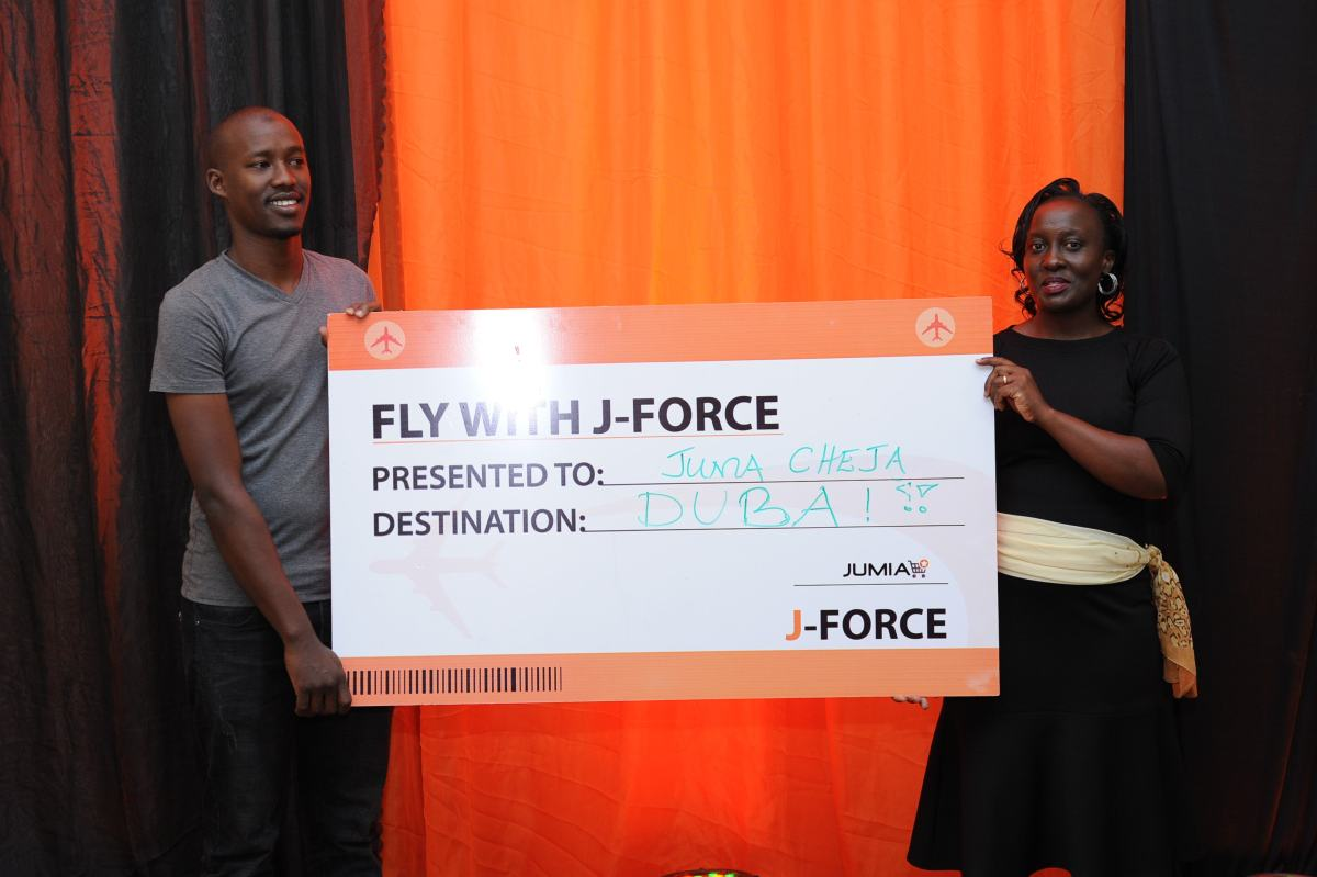 Jumia's J-Force program creating jobs for young entrepreneurs