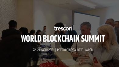 Photo of Trescon's World Blockchain Summit Series 2018 is coming to Nairobi