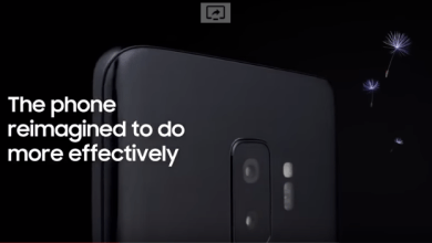 Photo of Here's is the official Samsung Galaxy S9 launch video