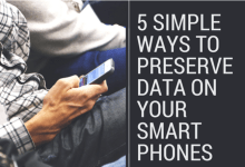 Photo of 5 Simple Ways to Preserve Data on Your Smartphones